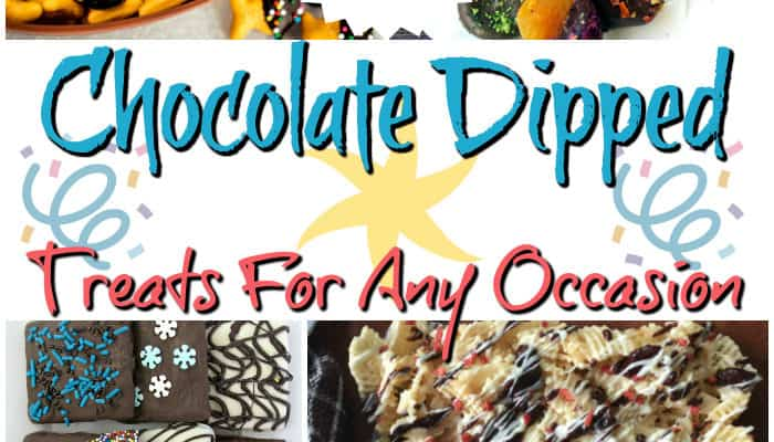 """The 15 Best """"Chocolate Covered"""" Recipes"""