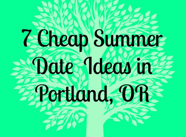 Dating ideas portland or