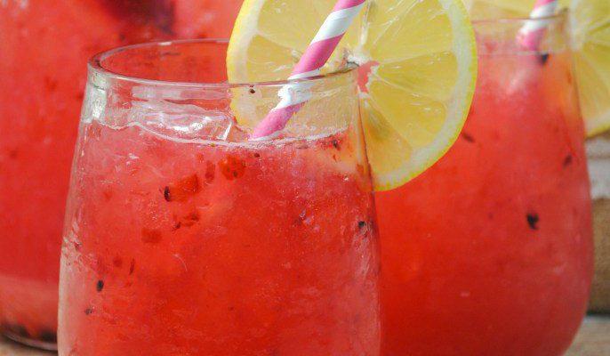 Triple Berry Lemonade