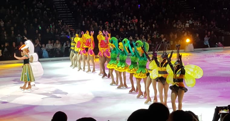 Disney On Ice's Amazing Show!