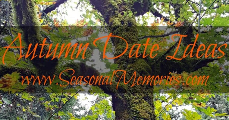 Autumn Date Ideas That Won't Break The Bank