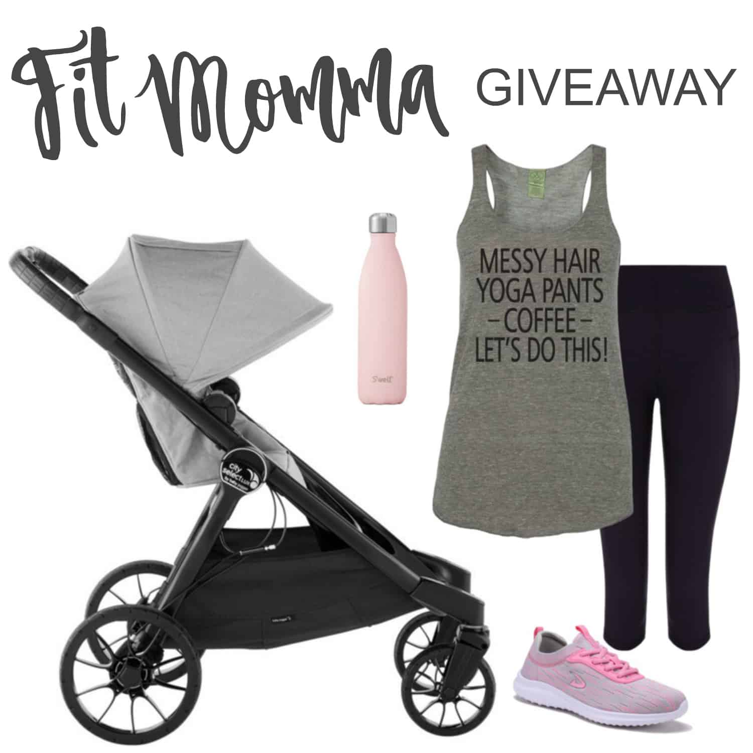 It's A New Year, Not A New Me + Fit Momma GIVEAWAY!
