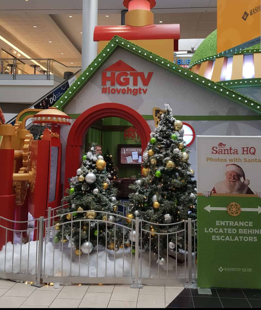 Christmas Experience With Santa HQ