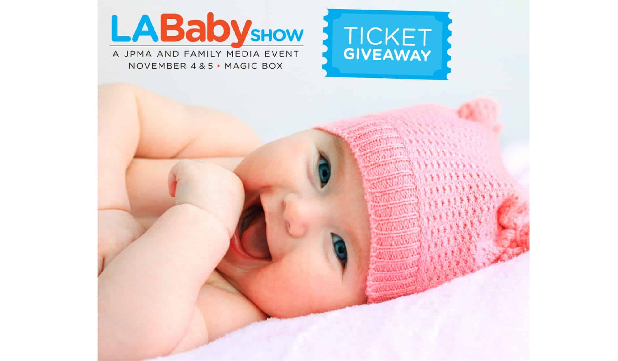 See You At The LA Baby Show!