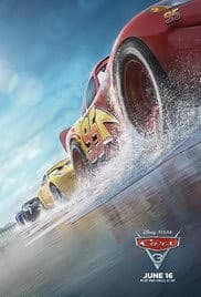Cars 3 In 3D- In Theaters Now!