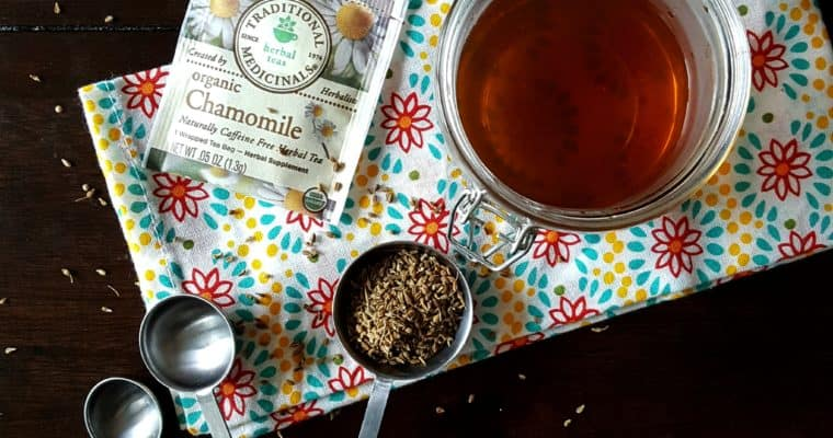 Homemade Gripe Water For Gassy Babies