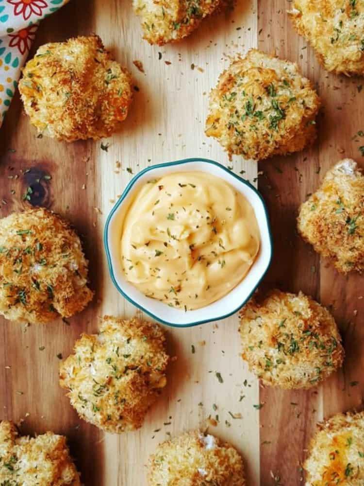 Air Fryer Mac And Cheese Balls Seasonal Memories