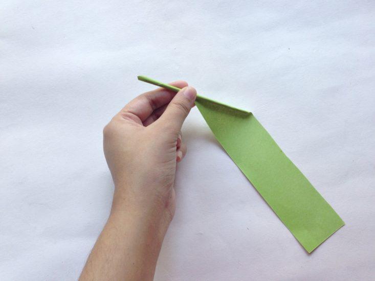 paper hyacinth step (6)