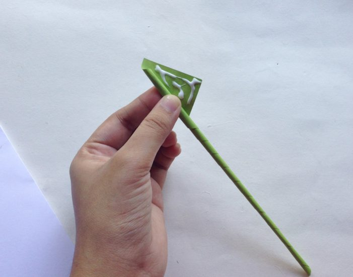 paper hyacinth step (7)