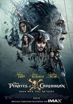 Pirates Of The Caribbean: Dead Men Tell No Tales- In Theaters NOW!