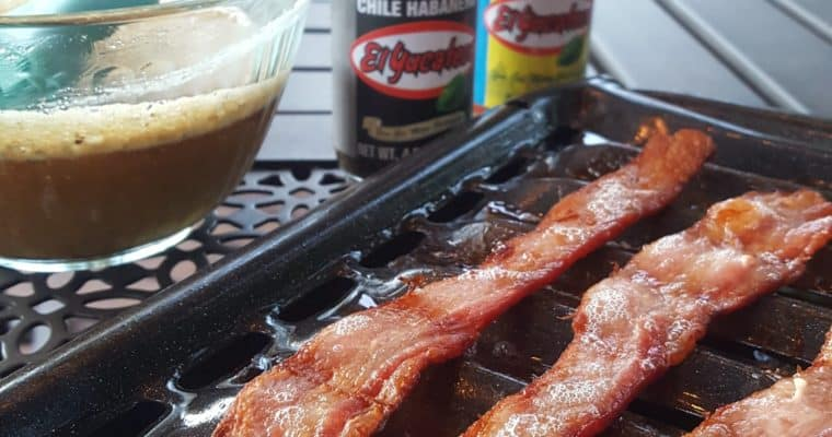 Sweet Fire Candied Bacon #KingOfFlavor